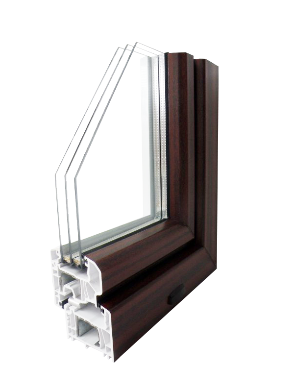 Plastic Windows Glin PVC 5 EV