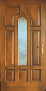 lesena vrata atene