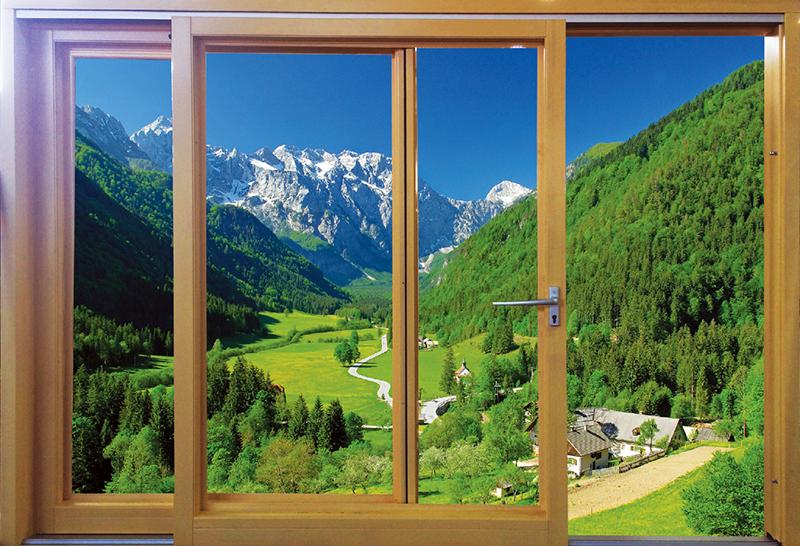 Panoramic Windows Glin Nazarje
